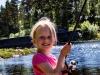 Maren med fiskestanga
