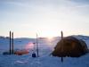 Leir ved Ambjørgsvatnet